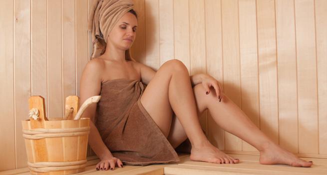 Фото в бане девушек